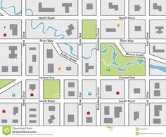 Community clipart street map Images Map  Pictures SCHOOL
