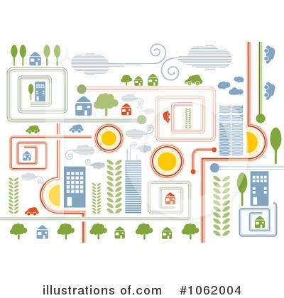 Community clipart street map Clipart #1062004 (RF) MilsiArt Illustration