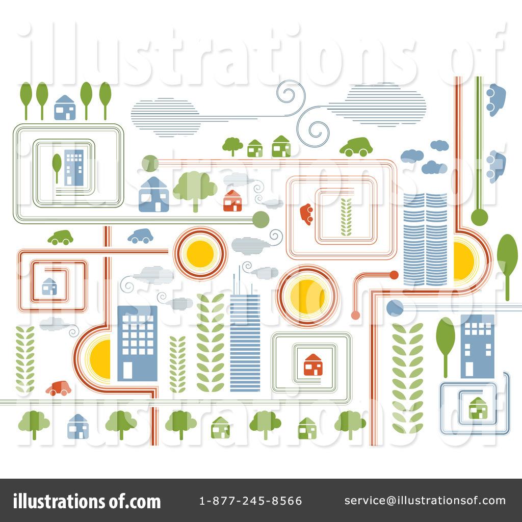 Community clipart street map Milsiart Free 1062004 Stock Royalty