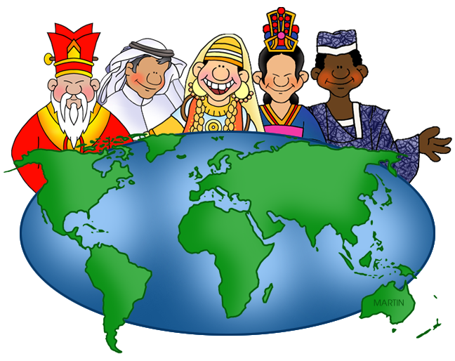Geography clipart global By Community Global Martin World