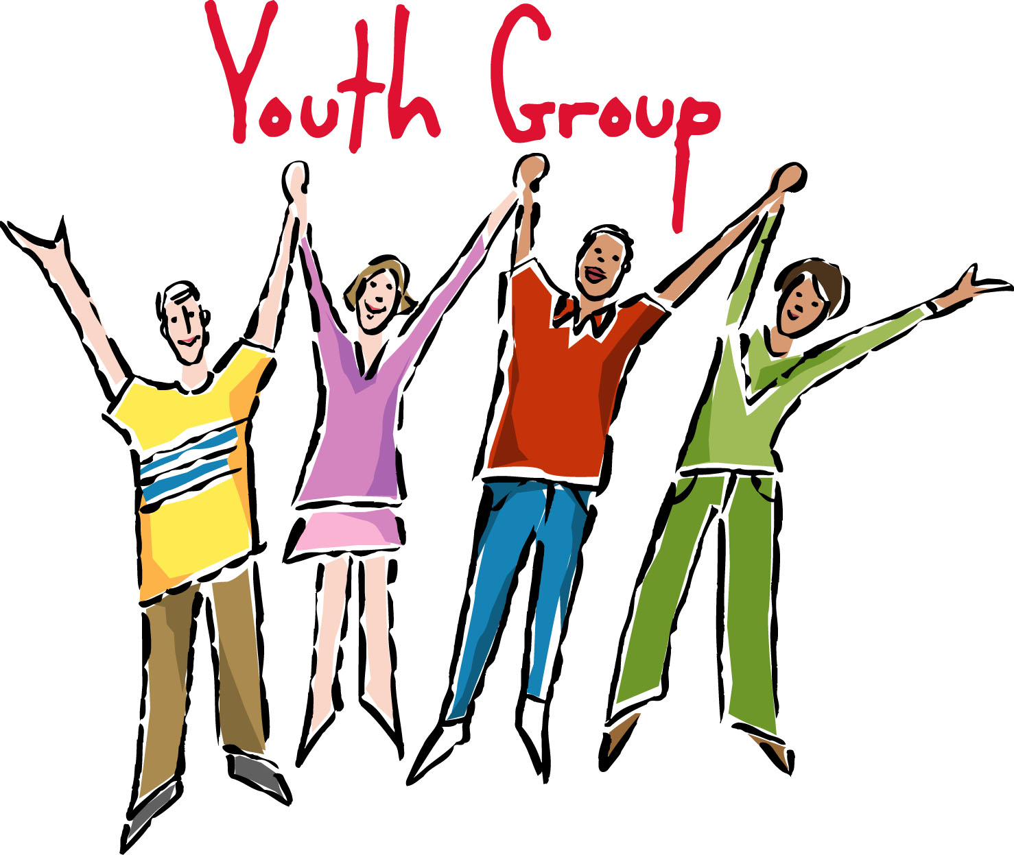Community clipart youth worker Hope Community NJ Ministries Ministries