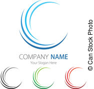 Company Logos clipart business name Collection a Pre of Illustration