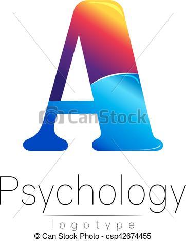 Company Logos clipart creative Creative Modern Psychology  in