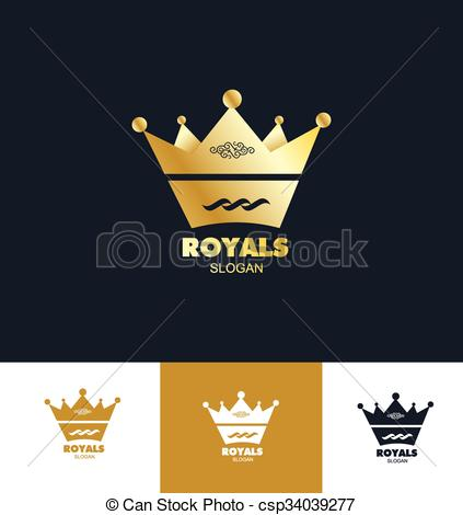Company Logos clipart crown Logo Illustration  crown of