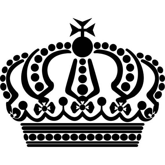 Company Logos clipart crown Elegant Royalty EPS Logo Printable