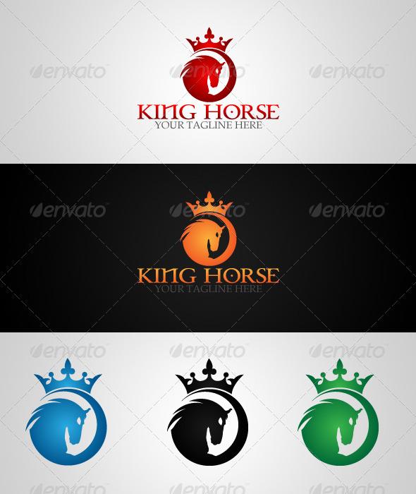 Company Logos clipart crown Template Logo templates Horse Logo