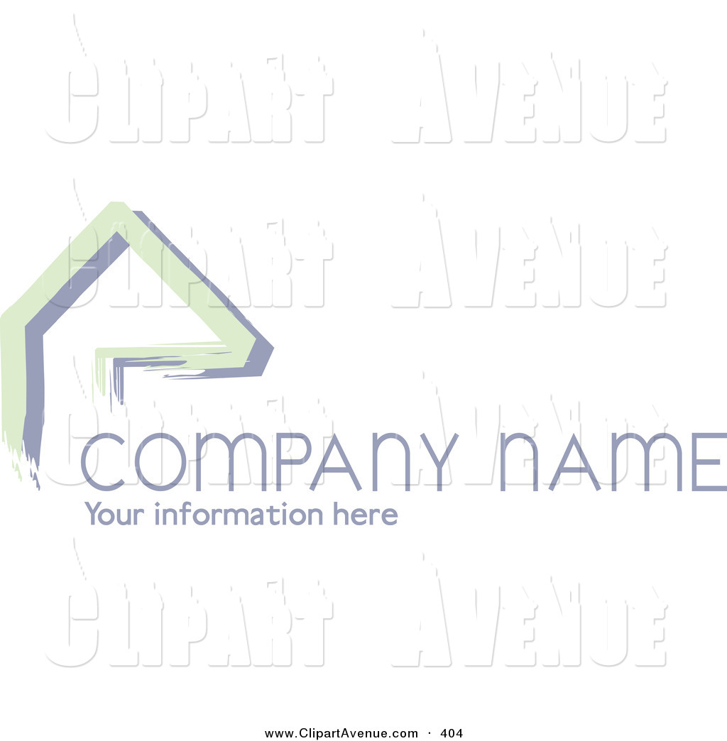 Company Logos clipart home Home Resembling Green Clipart of