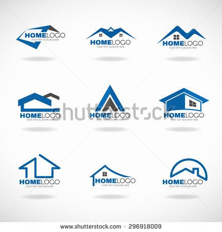 Company Logos clipart home CONSTRUCCION stock stock Fotos y