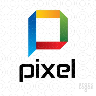 Company Logos clipart media company Advertising pixel enterprise digital p