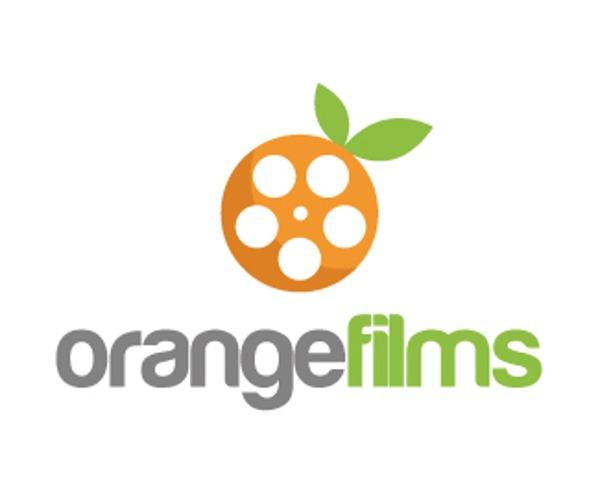Company Logos clipart media company Industry business media Orange growing