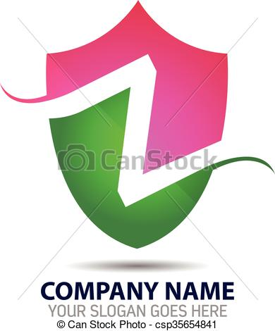 Company Logos clipart shield Of Security Business Vector Shield
