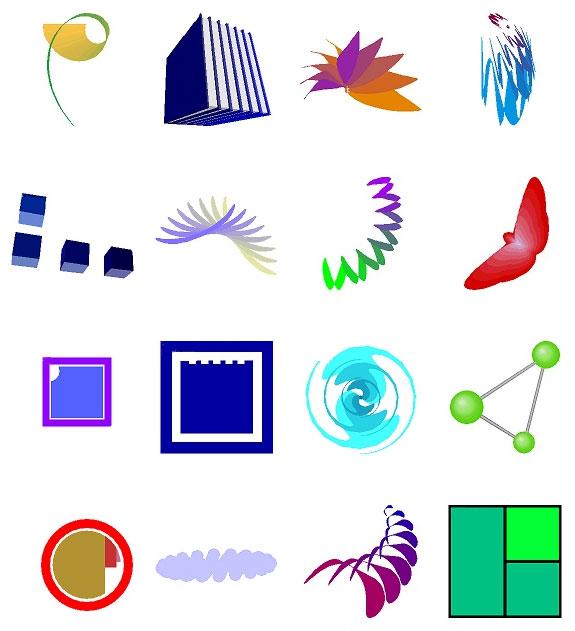 Company Logos clipart software company Design Conversation Company The Graphic