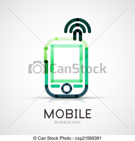 Company Logos clipart symbol Collection Art phone Search icon