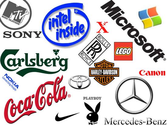 Company Logos clipart trademarked Disadvantages Advantages trademark and advantages