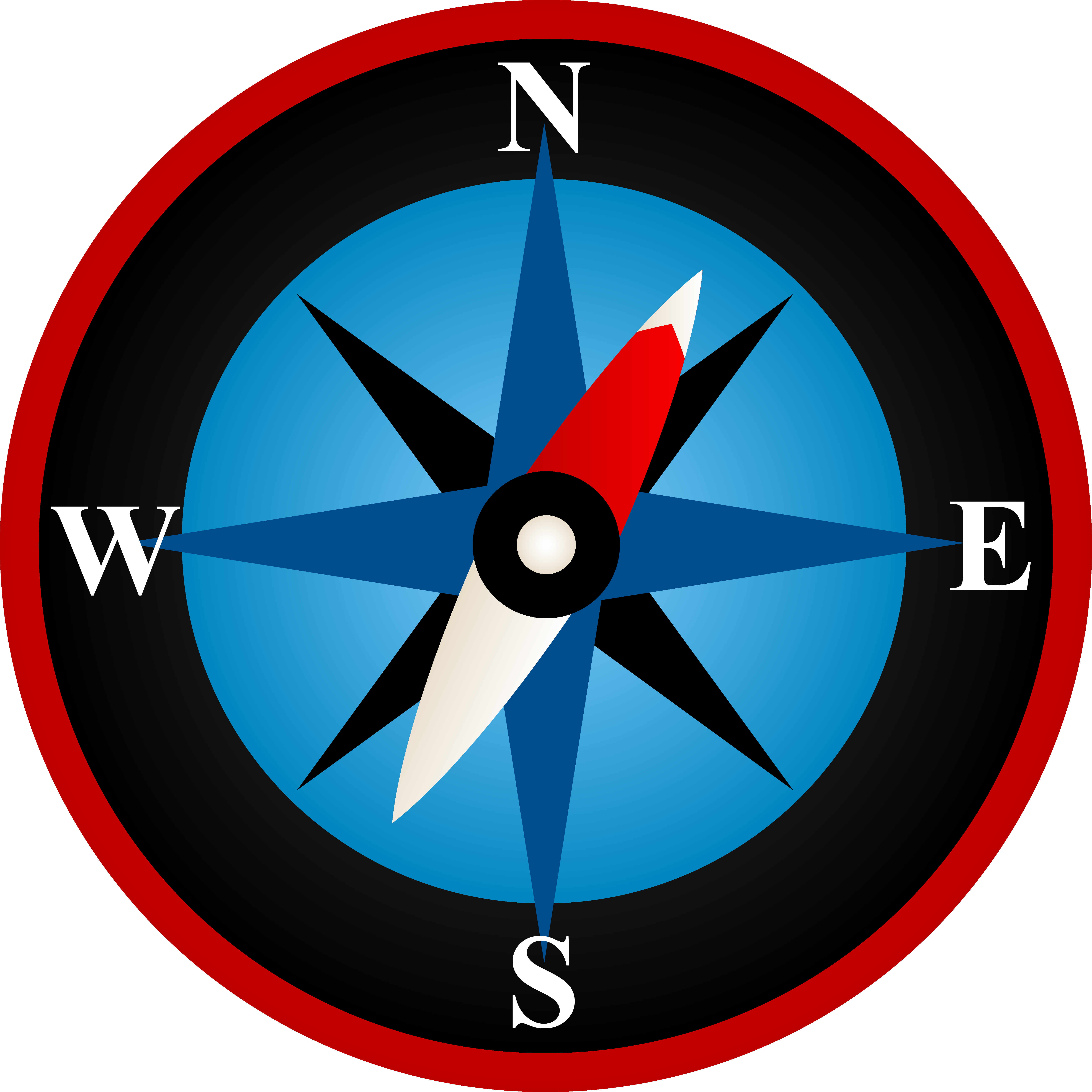 East clipart north south east west Clip Clip Compass Compass Art