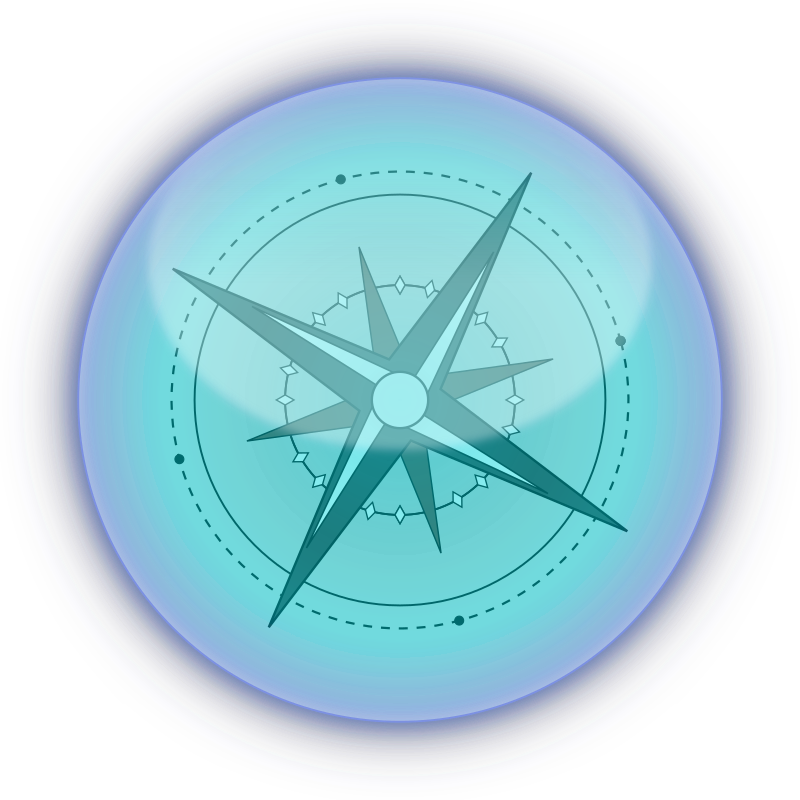 Compass clipart blue Compass MEDIUM Clipart (PNG) IMAGE