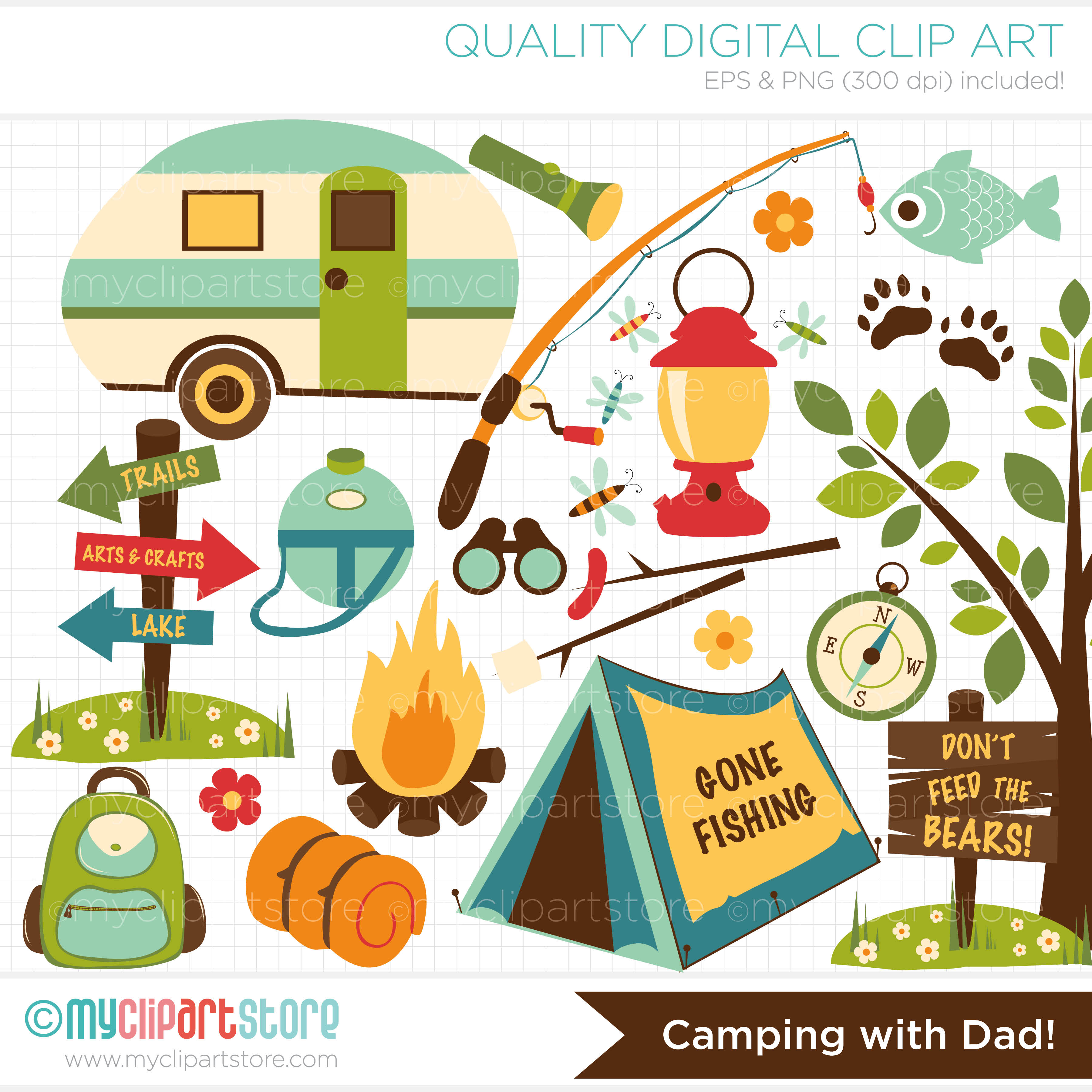 Compass clipart camp  Clipart Free Download Cliparts