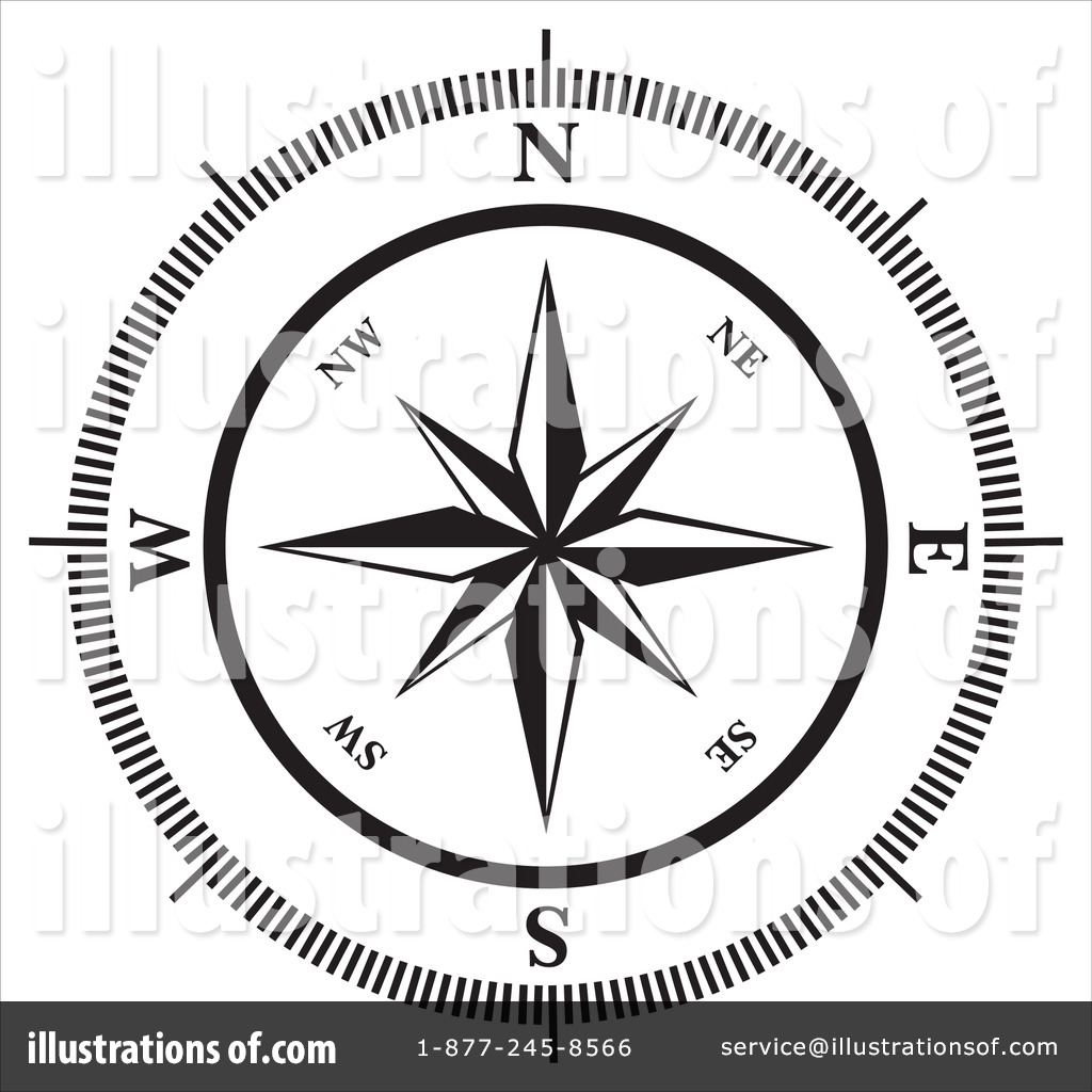 Compass clipart circle Illustration #58590 Clipart #58590 Clipart