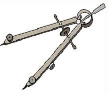 Compass clipart divider Compass Free Drafting Clipart Drafting