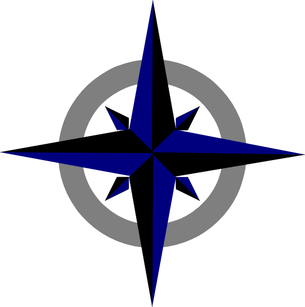 Compass clipart easy At Clip art as: Clker