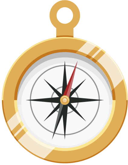Compass clipart kid Compass Free  Clip Simple