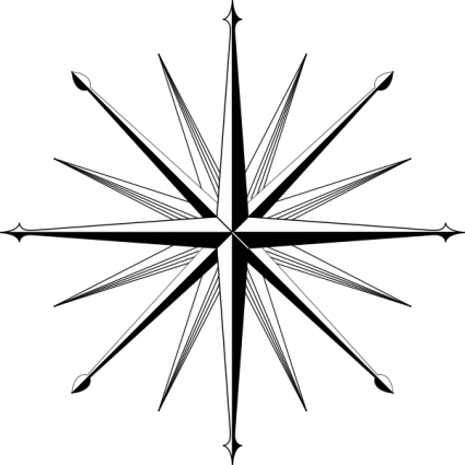 Compass clipart map Clipart Images Info clip Map