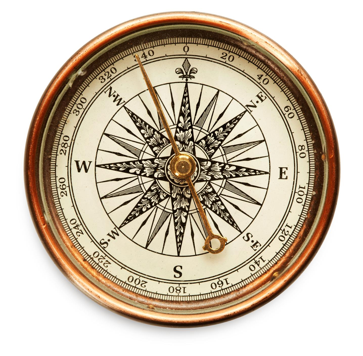Compass clipart old time Compass Google compass  vintage