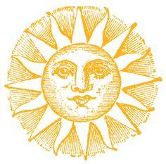 Compass clipart old time Sun Sun Old clip Art