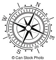 Compass clipart sketch And Can Compass Royalty