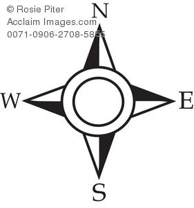 Compass clipart symbol Clipart Symbols Map Compass Resolution