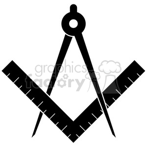 Compass clipart symbol 384865 and compass Royalty Free