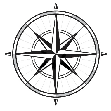 Compass clipart transparent #29404 PNG rose png Backgrounds