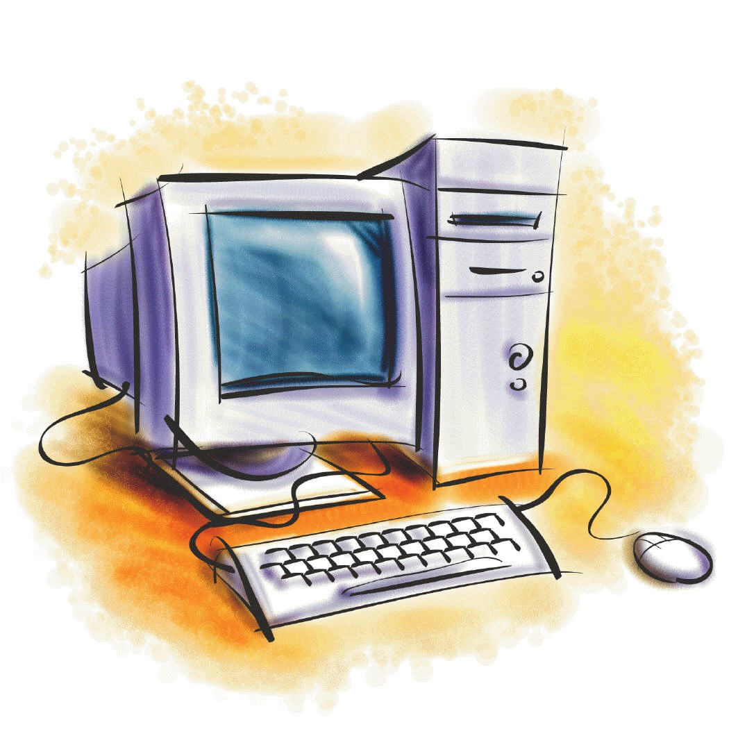 Computer clipart To Computer free cliparts