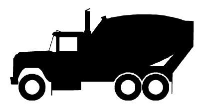 Concrete clipart Clipart Cliparting truck com clipart