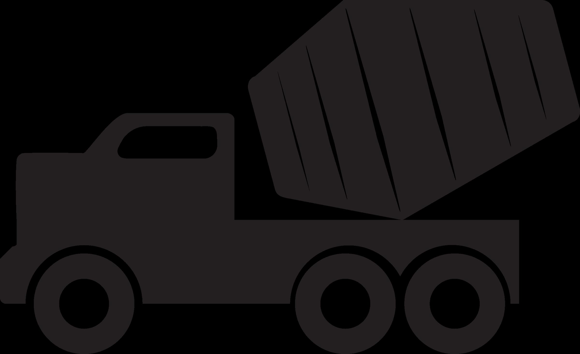 Concrete clipart Mixer truck mixer truck Concrete