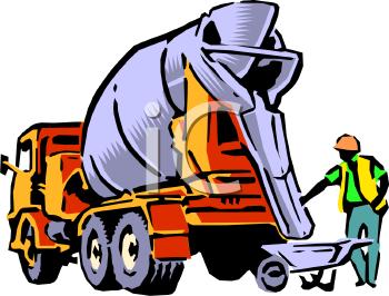 Concrete clipart A Clipart worker clipart Savoronmorehead