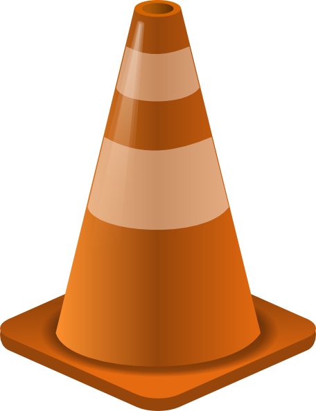 Misc clipart safety cone Clker image Download Cone Art