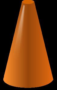 Cone clipart Simplified Cone art Cone Clip