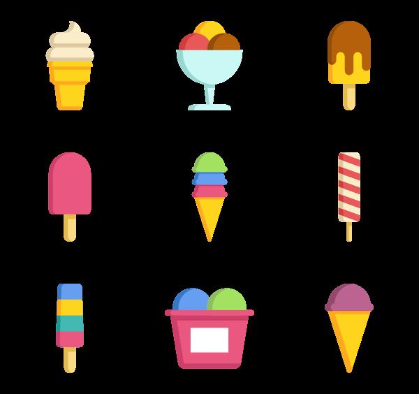 Cone clipart ice drop 404 cream icons Ice cream