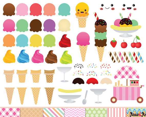 Cone clipart ice drop Art Ice Ice cream graphics
