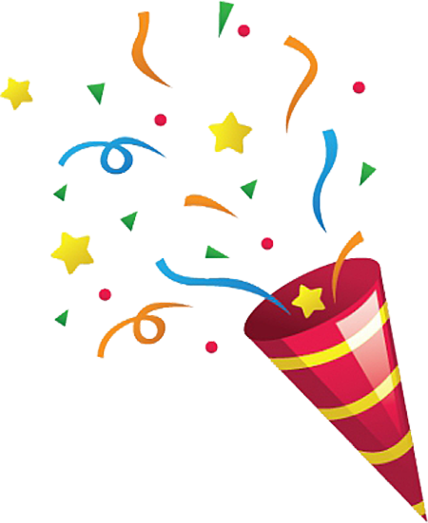 Confetti clipart Art free Free resource Pictures