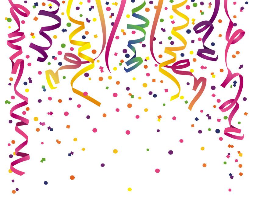 Confetti clipart Confetti Clipart Confetti com Clipart