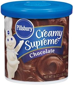 Frosting clipart container Frosting Creamy by Pillsbury Pillsbury