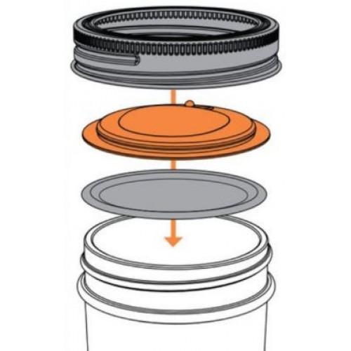 Jam clipart jar lid  Cover Set Woodturning Lid