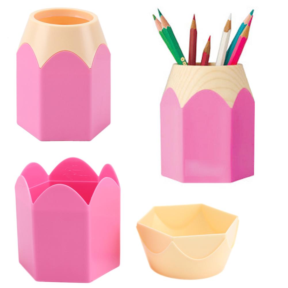 Pencil clipart container Shop for Pencil Desktop Holder