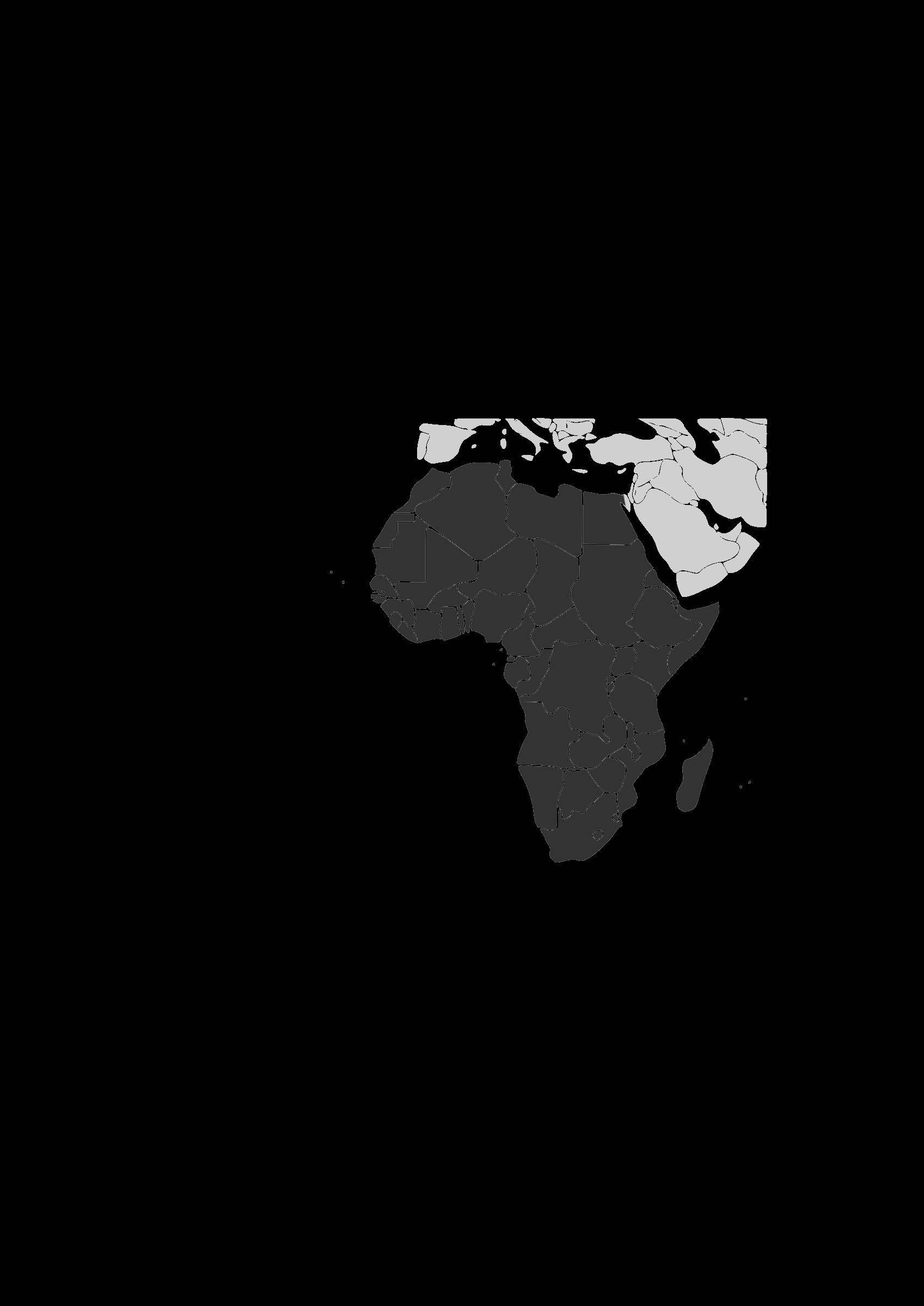 Continent clipart africa Continent Clipart Africa continent Africa