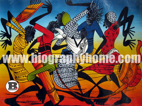 Continent clipart african music Brief BIOGRAPHY Of History Music