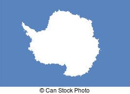 Continent clipart antarctica 5 antarctica  Illustrations continent