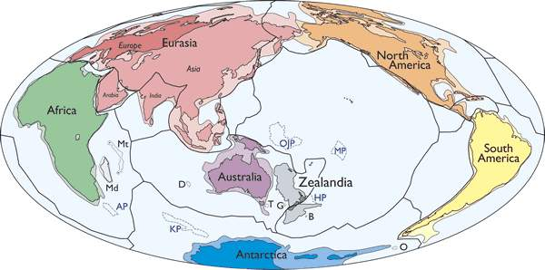 Continent clipart delhi Hidden World Zealand News Zealand