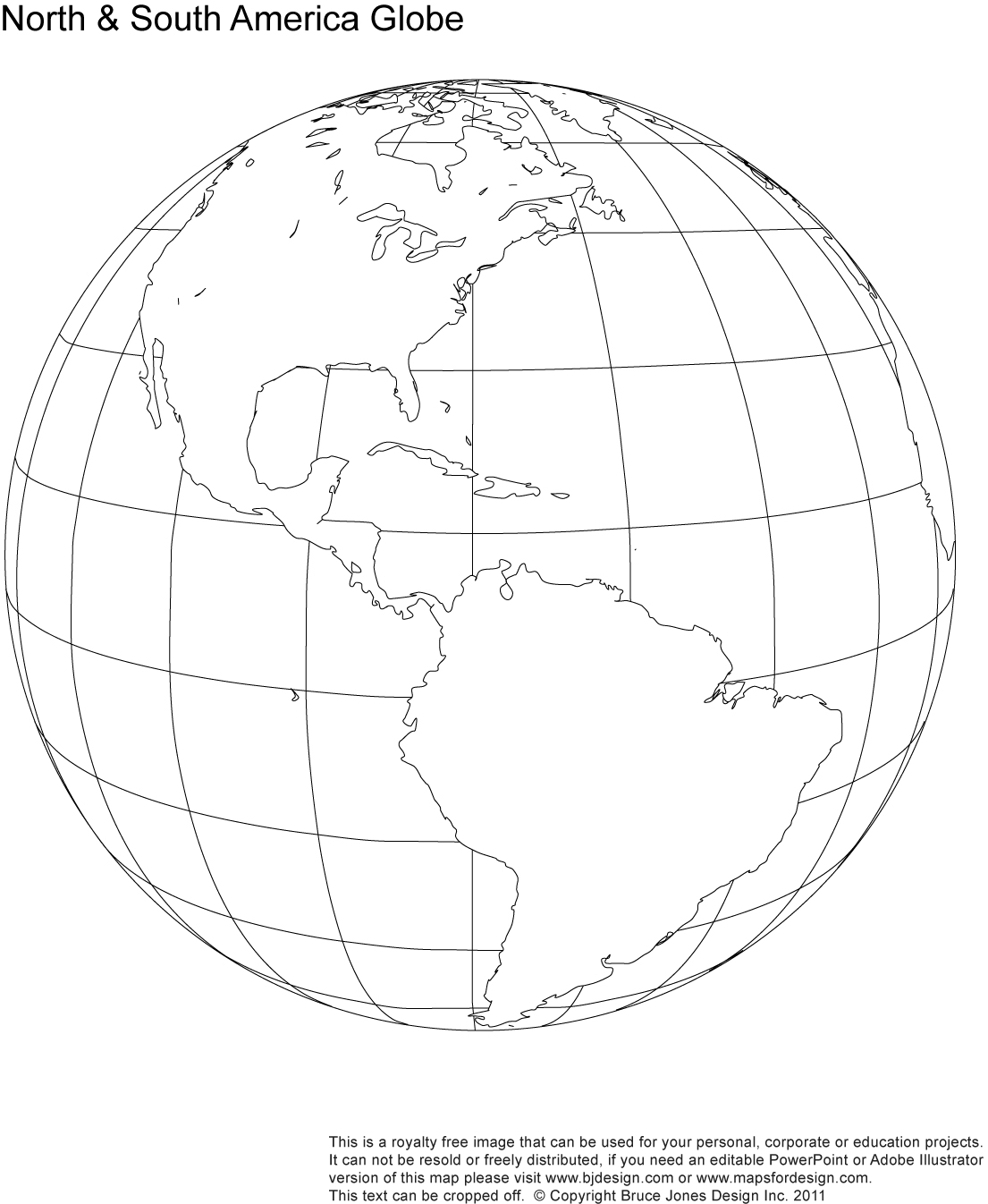 Continent clipart earth map Printable blank • free Maps